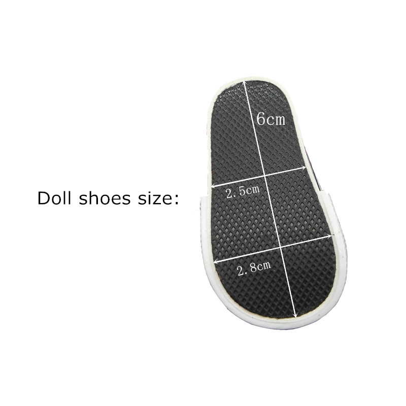 6-2.8cm shoes sole