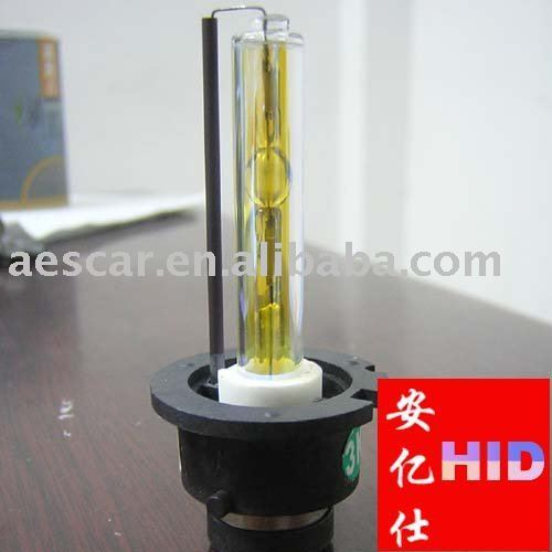 COOL! Supplying HID Xenon Bulb, Type D2S,3000K,Gold Bulb,with Shinning Golden Light
