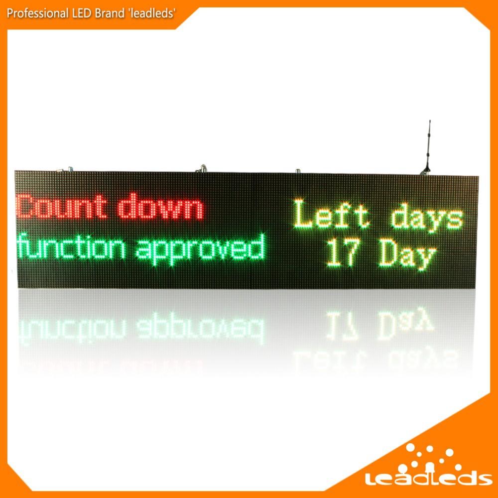 countdown led