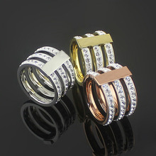 Lovers Luxury Rings