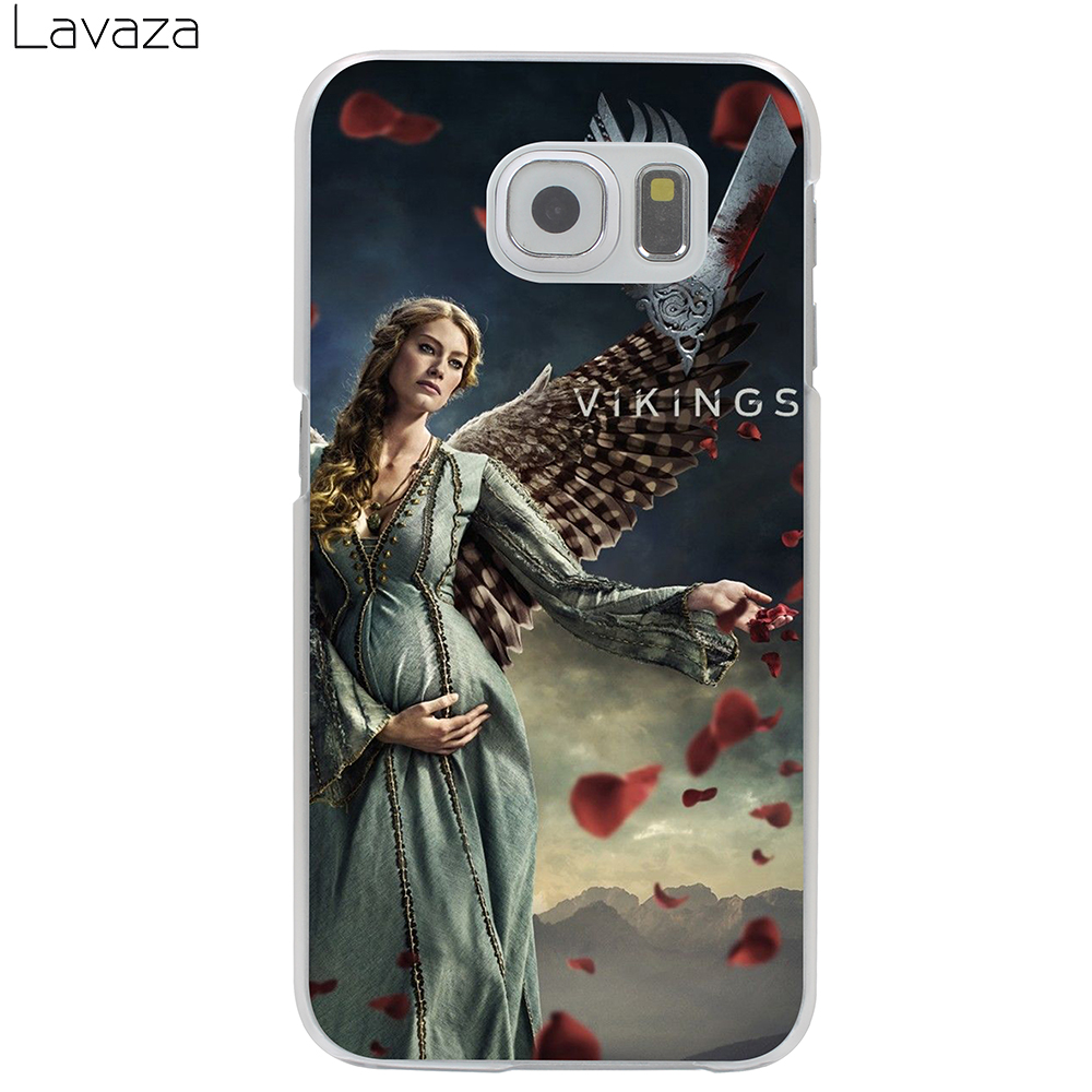 Lavaza Vikings Cover Case for Samsung Galaxy S3 S4 S5 Mini S6 S7 S8 S9 Edge Plus S7Edge S6Edge