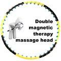 """""""GOODWIN"""" Big Removable Magnet The Hard Massage Ball Hoop Weight Waist Ladies Man Hula-Hoop"""