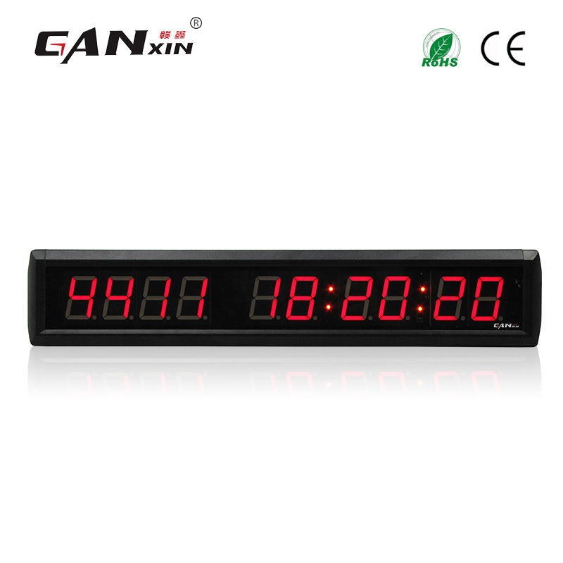 Ganxin 1.8'' Led Chrismas Countdown Clock Day Counter Event