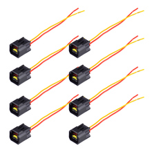 8pcs Ignition Coil Harness Connector Modular for Ford Focus Mustang Edge 4 6L 5 4L 6_220x220 buy 5 4l and get free shipping on aliexpress com