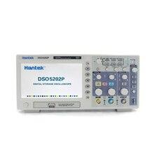 Hantek DSO5202P dijital osiloskop taşınabilir 2 kanal 200MHz Osciloscopio LCD PC USB el osiloskop Multimetro