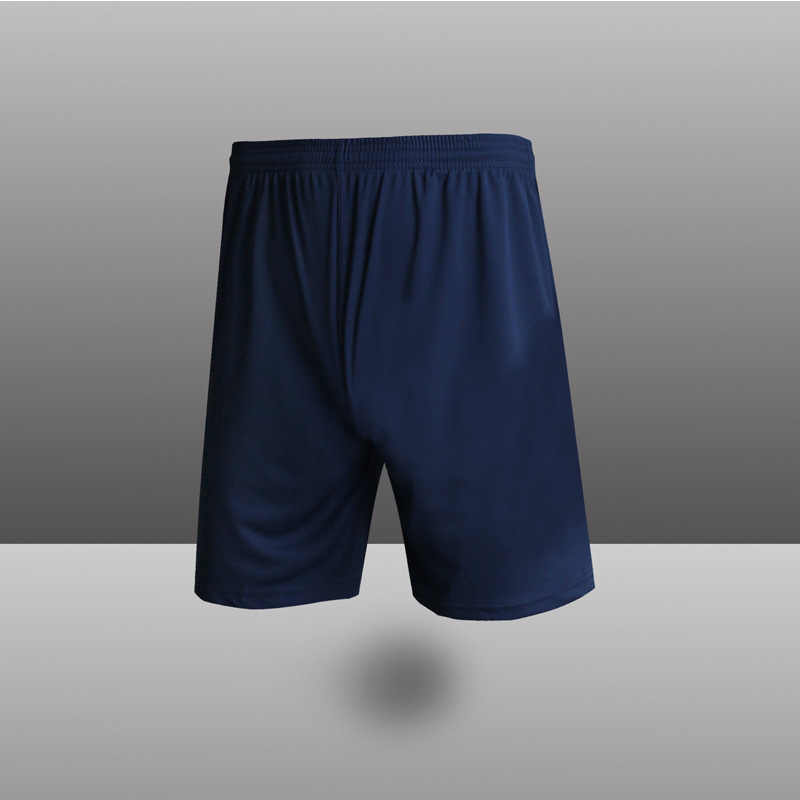 Shorts de futebol, esportivo, de alta qualidade, para treinamento, kits de futebol, uniforme, masculino, para corrida, basquete