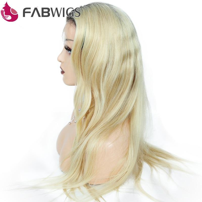 Blonde Bob Wigs Human Hair