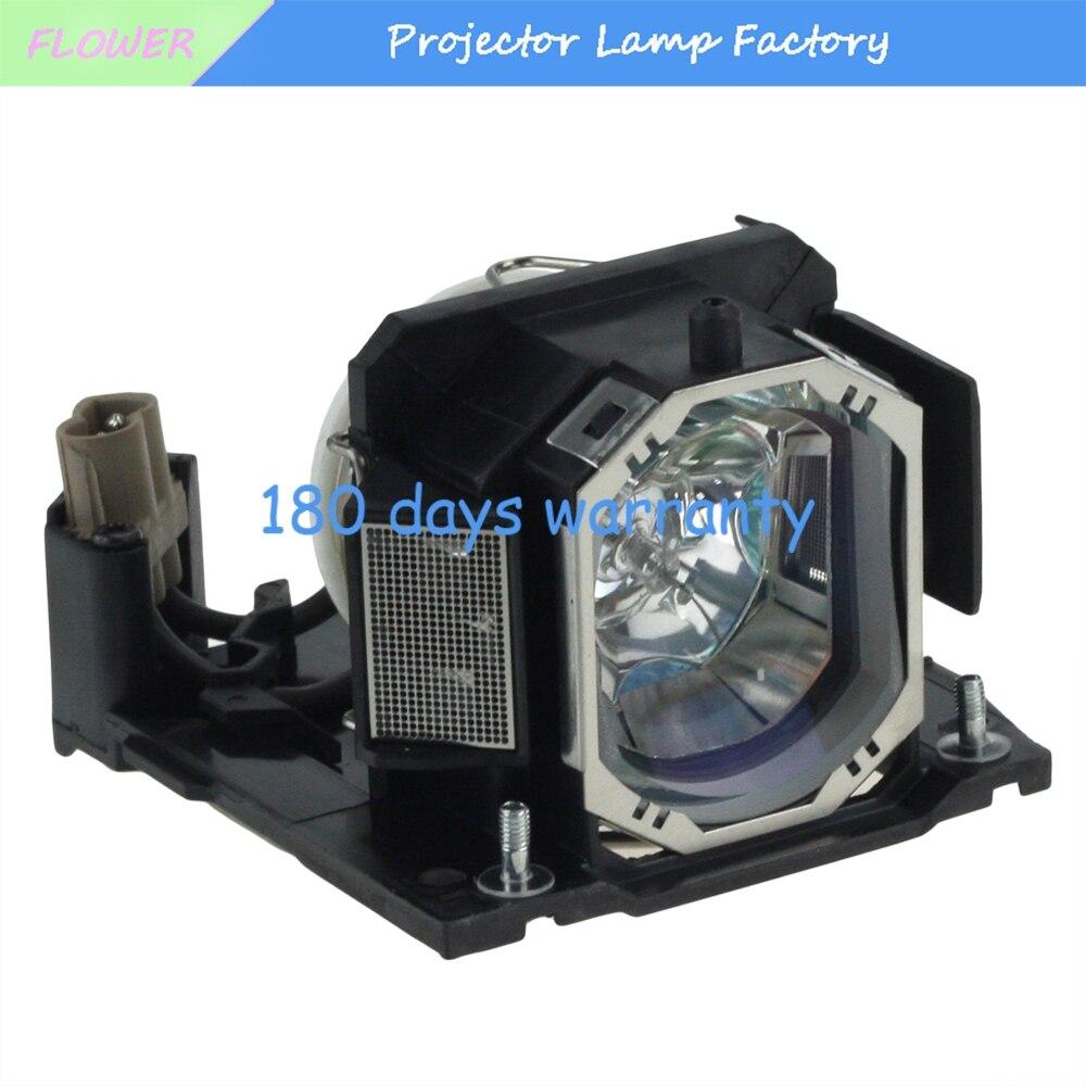 Fabriek prijzen 78 6972 0024 0/DT01145 Hoge Kwaliteit Projector lamp met behuizing voor Hitachi 3 M X21/X26-in Projector Lampen van Consumentenelektronica op  Groep 1