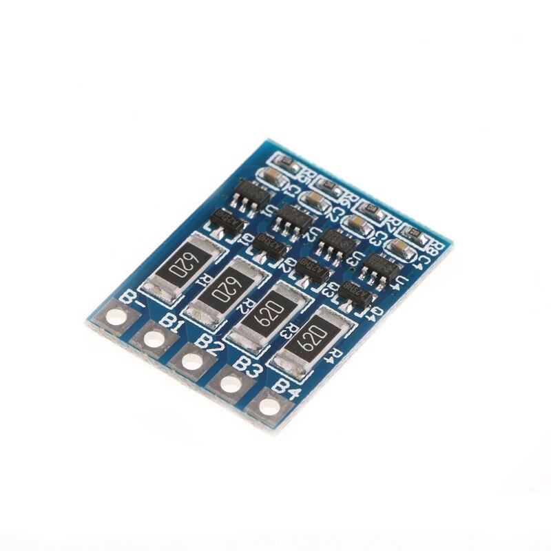 4S 4.2v li-ion balancer board li-ion balncing full charge battery balance board #4XFC# Drop shipping