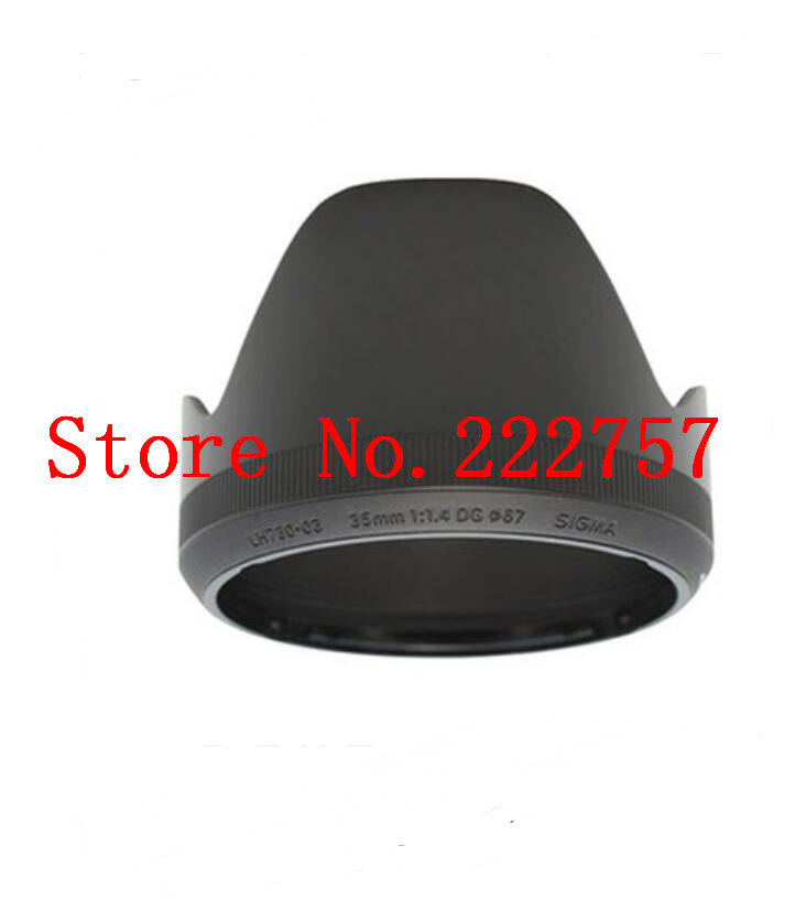 NEW Original 35 1.4 ART Lens Front Hood Ring ( LH730-03 ) For Sigma 35mm f/1.4 DG HSM Art Camera Repair Part Unit image