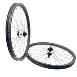 29er ruote mtb del carbonio DT350S boost 110x15 148x12 6-bolt della bicicletta mtb ruote 35x25 millimetri 1420 razze Mountain Bike ruote
