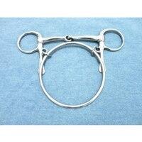 Stainless Steel Dexter Ring Bit Horse Equipment H0987