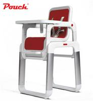 Baby Highchair 3 in 1 Feeding chairs High chairi multifunction seats like table sets for the kids child dining chair Pouch k15