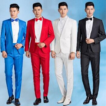 Spring men groom wedding dress suit set male costume homme mariage 2020 mens suits latest coat pant designs suit + pant + tie