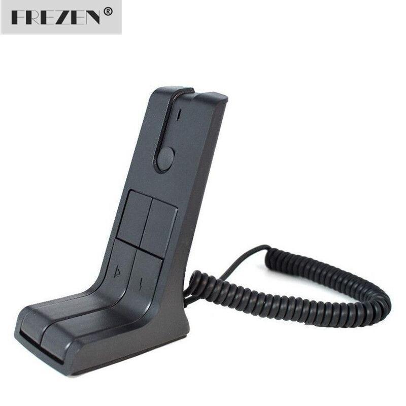 Car Mobile Radio Desktop Microphone Mic For KENWOOD Walkie Talkie TK-6110 TK-7102 TK-760G TKR-850 NX-700, NX-800N, X-900N