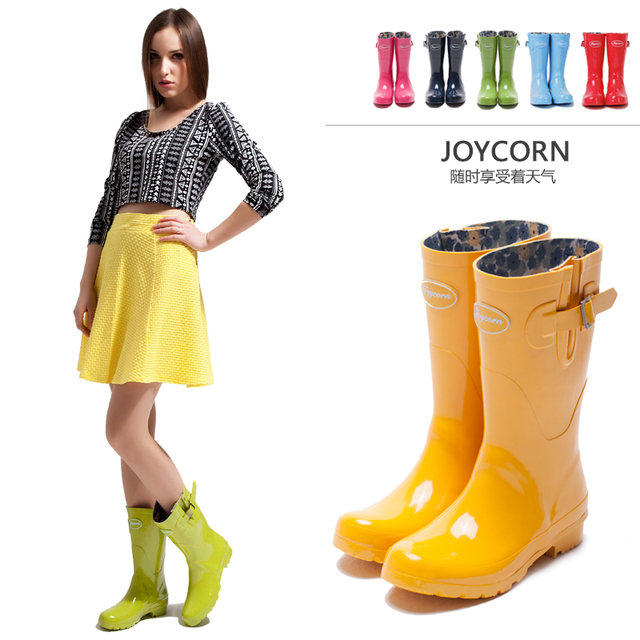 Aliexpress.com : Buy Brand Rainboots , Original Short Rain boots ...