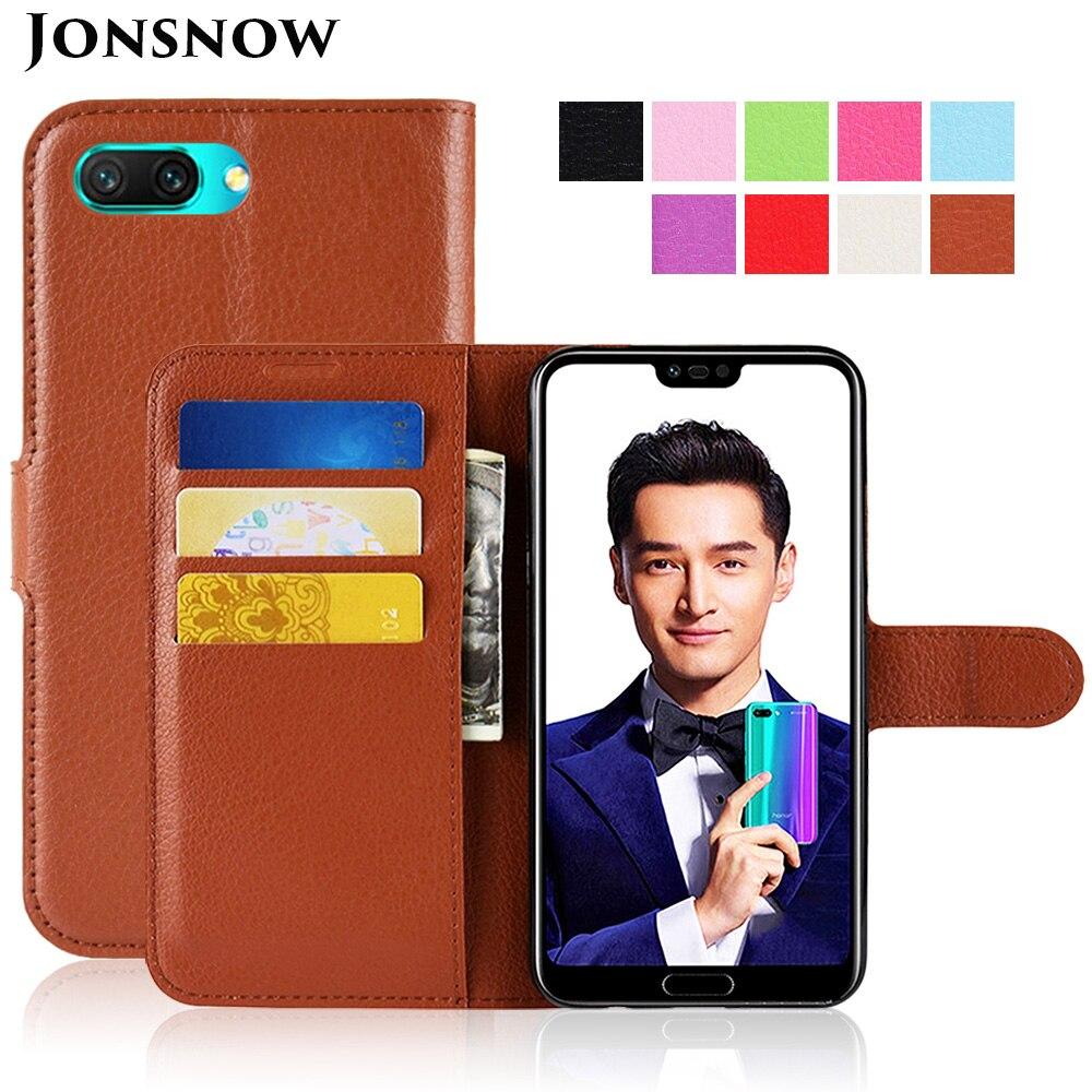 Aliexpress.com : Buy JONSNOW For Huawei Honor 10 Wallet