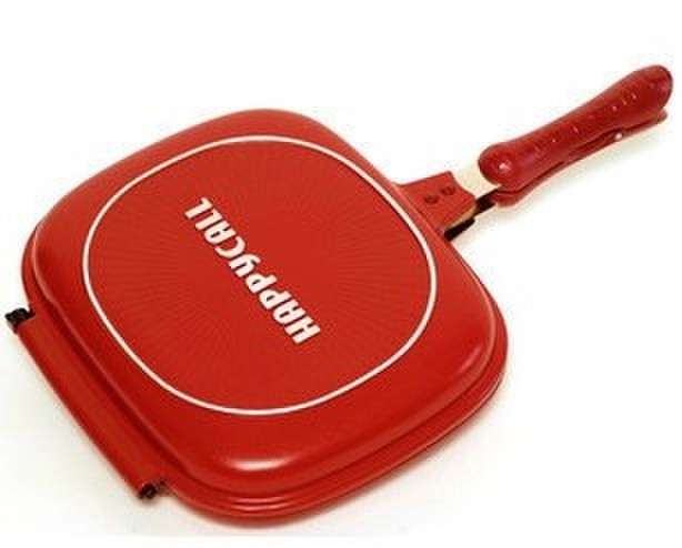 hotsales 28cm Korea HAPPY CALL non-stick frying pan Smokeless double-sided baking pan