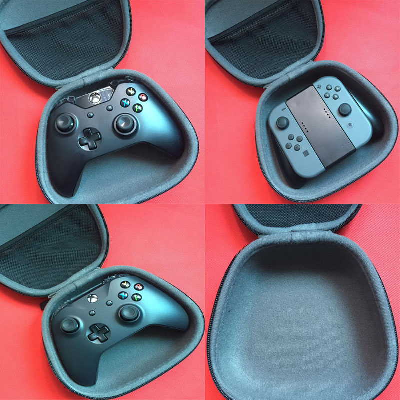 Handle Travel Eva Hard Shell Carrying Storage Case for Nintend Switch Pro Controllers NS Xbox one Slim One X XBOX 360 Bag Box