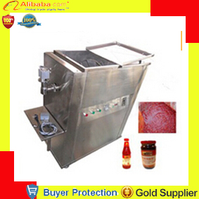 Free shipping 500ml filling machine can fill liquid or paste with particle minced food pneumatic Grain sauce filler machinery Бутылка