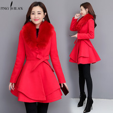 Outwear Blend Sweet Coats
