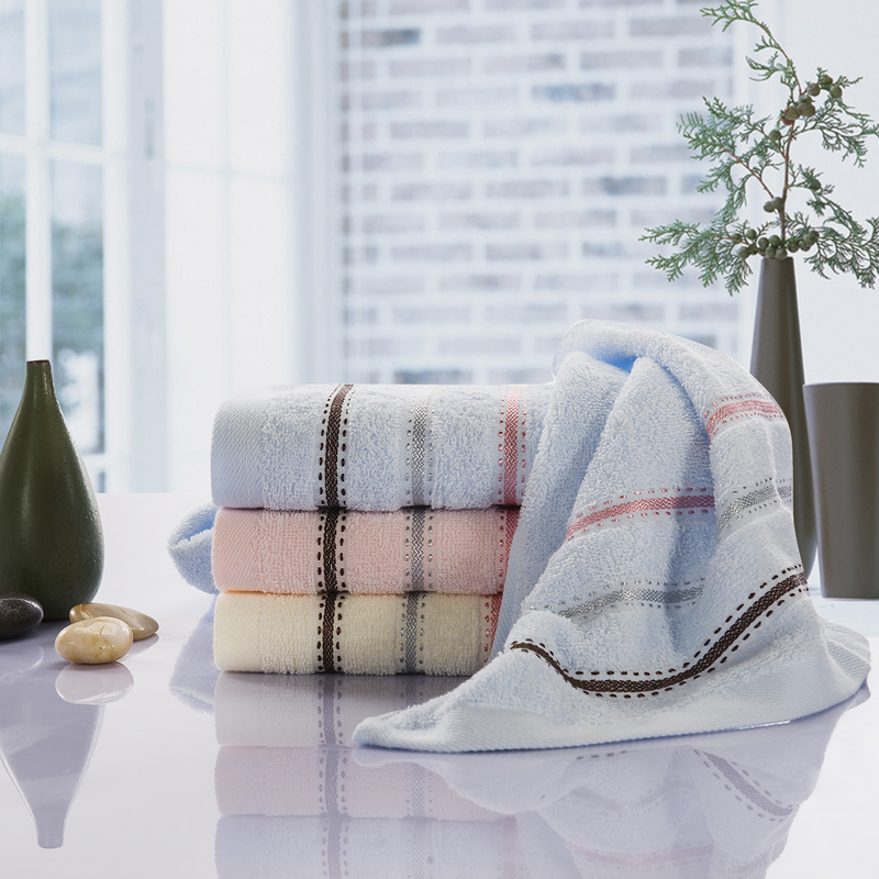 Cotton Hand Face Towels Bathroom bath Towel for adults 100% Cotton soft comfortable 74*33cmTowel Home textile