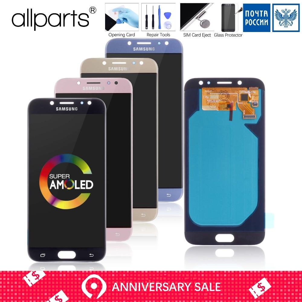 Amoled Display For Samsung Galaxy J7 Pro 2017 J730 Sm J730f J730fm Ds J730f Ds J730gm Ds Lcd