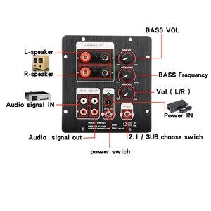 Image 3 - HIFIDIY głośniki na żywo 2.1 głośnik Subwoofer płyta wzmacniacza TPA3118 Audio 30W * 2 + 60W Sub AMP z niezależnym wyjściem 2.0