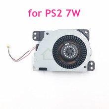 באיכות גבוהה החלפת מאוורר קירור הפנימי עבור PS2 Slim Console 70xxx 700xx 7000x7500X70000 מאוורר פנימי