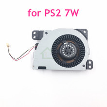 Ventilateur de refroidissement interne pour Console PS2 Slim, haute qualité, 70xxx 700xx 7000x 7500X 70000