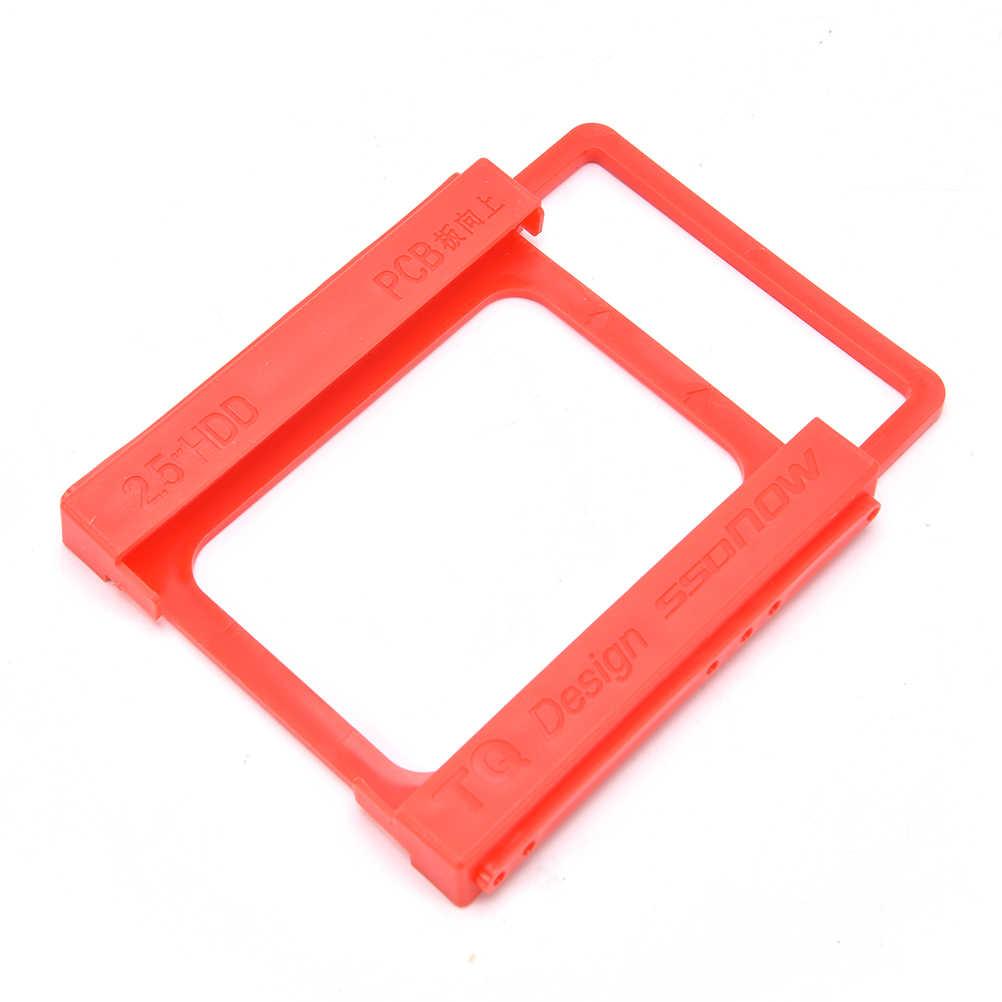 """5 Cái/lốc Khoang Ổ Đĩa Caddies SSD Khoang Ổ Đĩa Cứng 2.5 """"Đến 3.5"""" Tray Bracket HDD Adapter"""