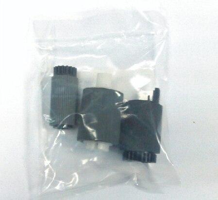 ФОТО 1set / 3pcs Original New Tray Pick Up Roller For Canon IR2270 IR2230 IR2270 IR2870 IR3025 Printer