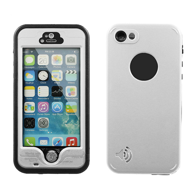 sale retailer 8d217 4bc1e US $12.89 |EONFINE Waterproof Case For iPhone 5s and 5C Shockproof  Dirtproof Cover Dustproof Underwater Protective For iPhone 5C Phone Case-in  Fitted ...