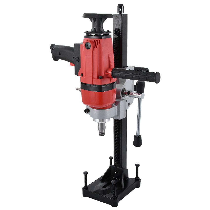 ZB 166A Dual purpose Core Drill Machine for Wet Drilling Concrete Complex of HandHeld And Desktop