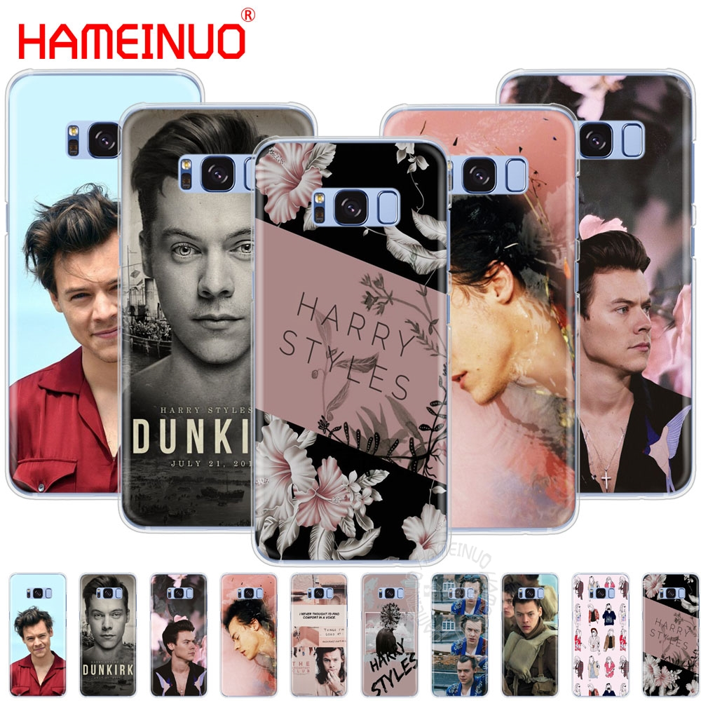 HAMEINUO <font><b>Harry</b></font> <font><b>Styles</b></font> dunkirk cell <font><b>phone</b></font> <font><b>case</b></font> cover for <font><b>Samsung</b></font> Galaxy S9 S7 edge PLUS S8 S6 <font><b>S5</b></font> S4 S3 MINI image