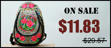 Chinese Embroidered Bag 7