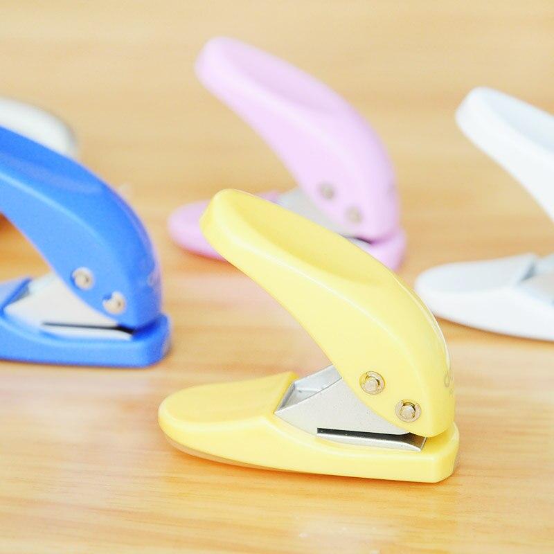 09889e01ed56b 1 unid mini agujero Taladros Punch Cutter Punch Craft DIY oficina material  escolar