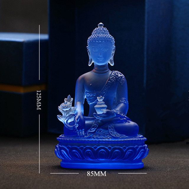 Buddha figure Furniture Decoration Accessories