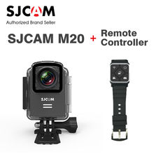 In Stock SJCAM M20 Gyro Mini Action Helmet Camera 2K 2160P 16MP with Remote Control 30M