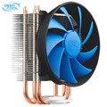 Deepcool ПРОЦЕССОРНЫЙ Кулер 12025 Вентилятор 3 Тепловыми Трубками Радиатора Процессора Радиатор Для Intel LGA 775/115x, AMD 754/940/AM2 +/AM3/FM1/FM2 Охлаждающие Вентиляторы
