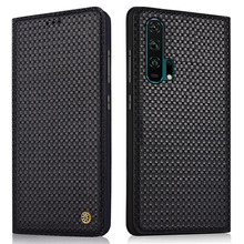 High-end Genuine Leather Magnetic Flip Cover Mobile Phone Bo