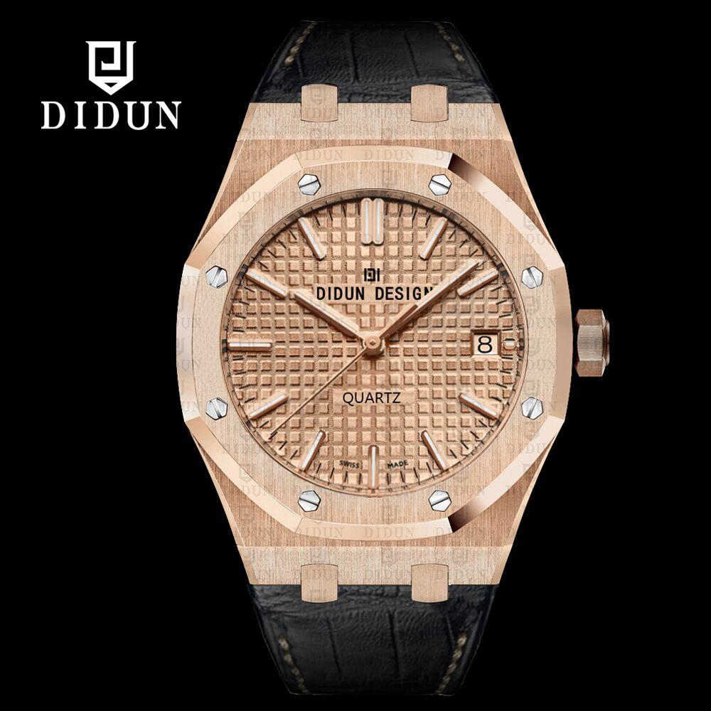 DIDUN font b Watches b font men Luxury Brand Men Sports font b Watches b font