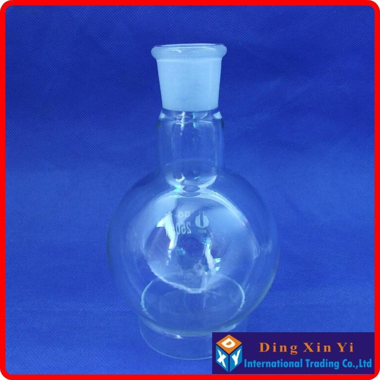 250ml 24/29 Single Neck Round-bottom Flask,Boiling Flask Round Bottom,short Neck Standard Ground Mouth