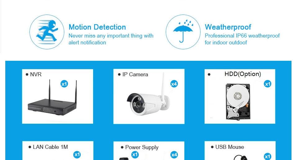 P2P WIFI Surveillance Security 2
