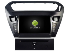 Android 6.0 CAR DVD GPS For CITROEN ELYSEE support DVR WIFI DSP DAB OBD car multimedia AUTO Octa 8 Core 2GB RAM 32GB ROM