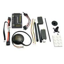 APM Autopilot APM2.8 Flight Control with 6H GPS 3DR 433Mhz/915MHz Telemetry + Power Supply Module Combo