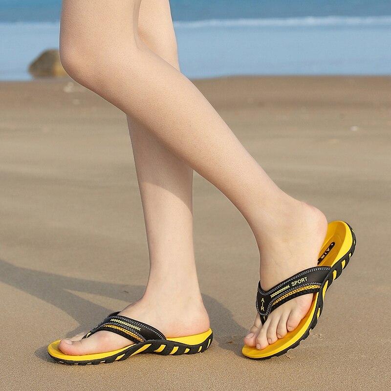 BIMUDUIYU Luksuzni Brand muške Flip Flops Ljeto Moda Sandale Sandale - Muške cipele - Foto 3