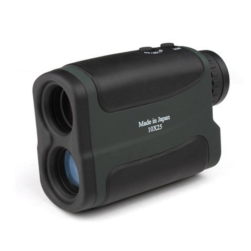 купить Laser Rangefinders Monocular hunting golf range finder Distance Meter 10x25 700m/yard Distance Measurer Range Finder недорого