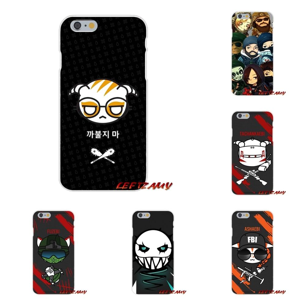 Buy accessories phone shell covers - Rainbow six siege phone ...