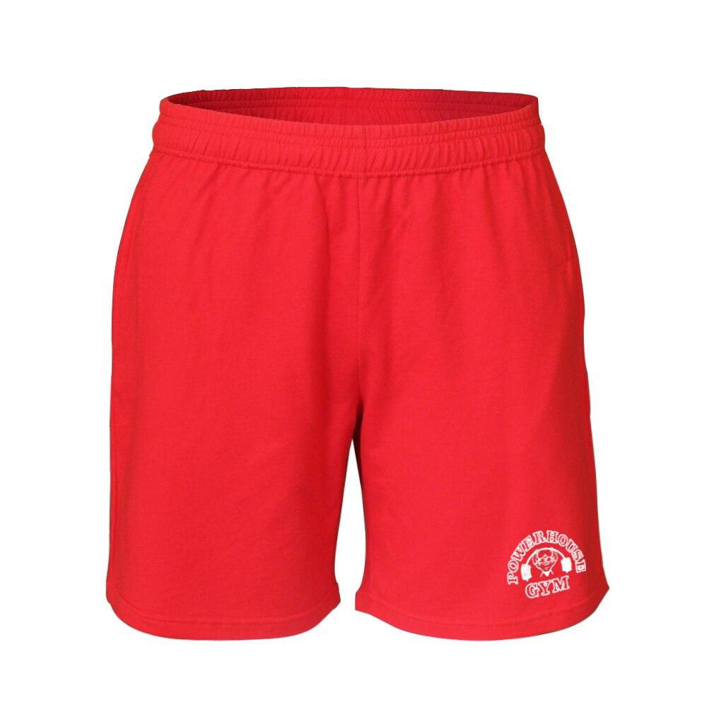 שריר חי פיתוח גוף מכנסיים קצרים גברים - בגדי גברים